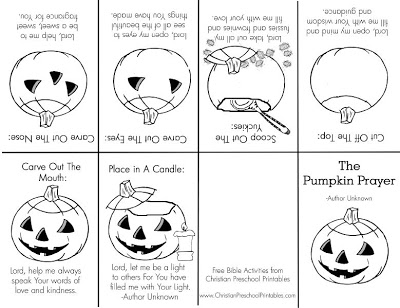 picture about Pumpkin Patch Parable Printable named 3 Halloween Devotions that are Enjoyable! The Bird Place