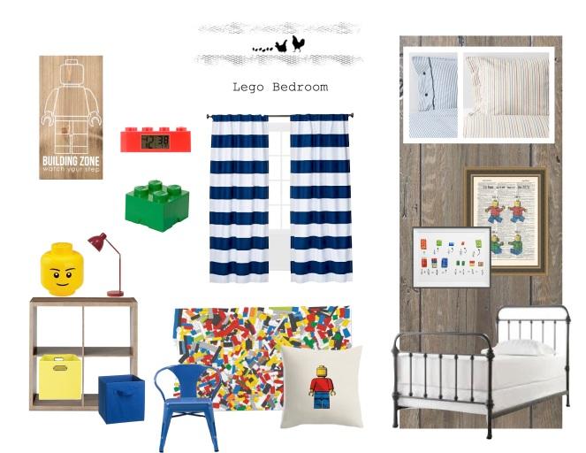 Morris-Bedroom-lego board