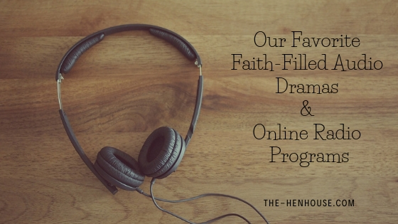 Our Favorite Faith Filled Audio Dramas Online Radio Programs The Hen House