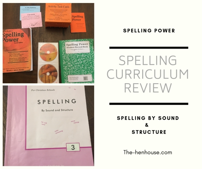 Spelling Curriculum Review(1)